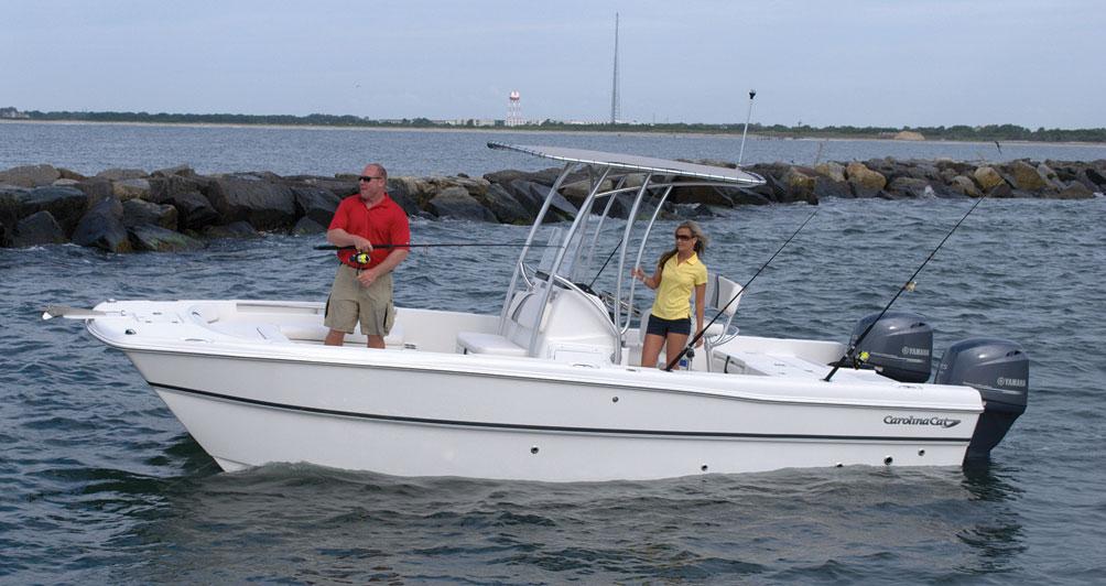 2017 1 Boat Buyers Guide CarolinaCats