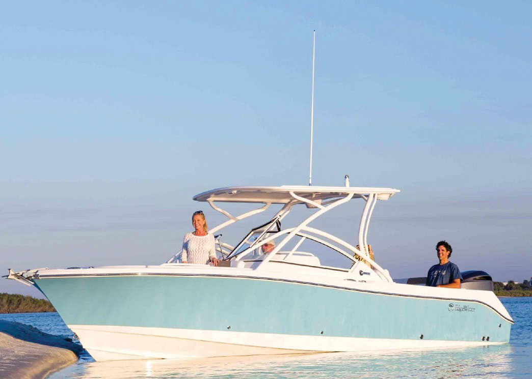 2017 1 Boat Buyers Guide Edgewaters
