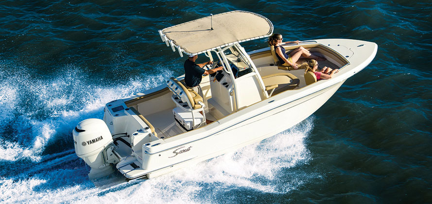 2017 1 Boat Buyers Guide Scout 21SFXs
