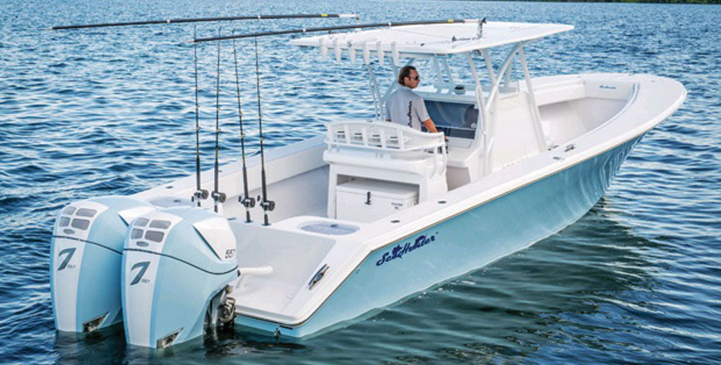 2017 1 Boat Buyers Guide SeaHunters