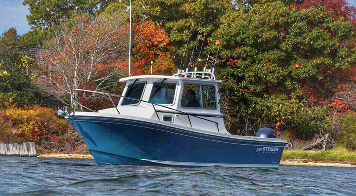 2017 1 Boat Buyers Guide Steigers