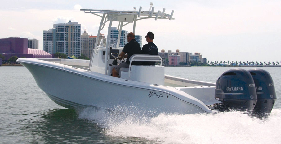 2017 1 Boat Buyers Guide Yellowfins