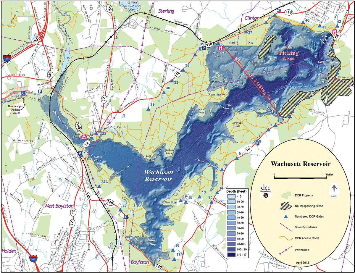 2017 10 Wachusett Reservoir Tactics Map