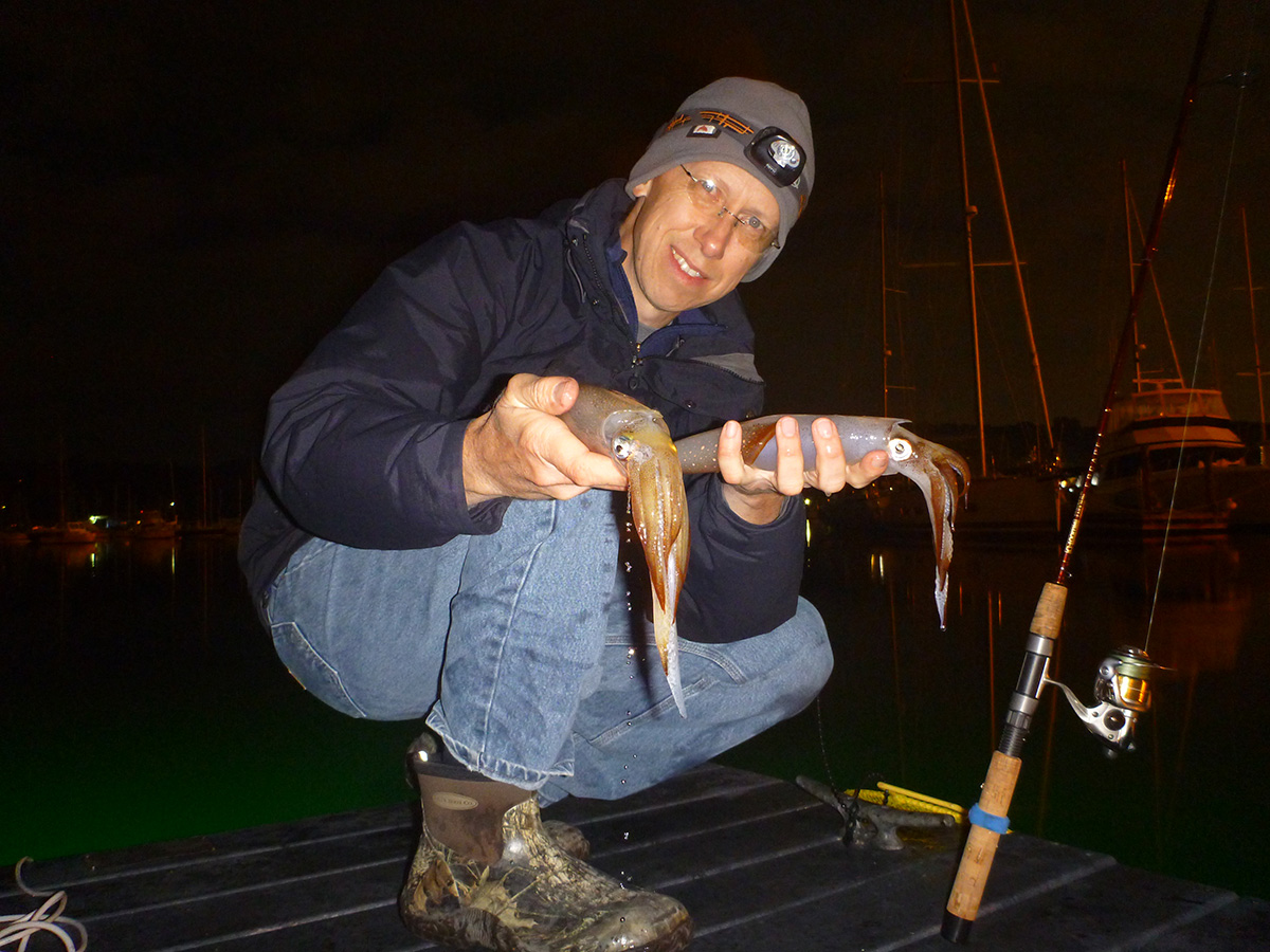 2017 12 Cloise It Out With Squid Catch