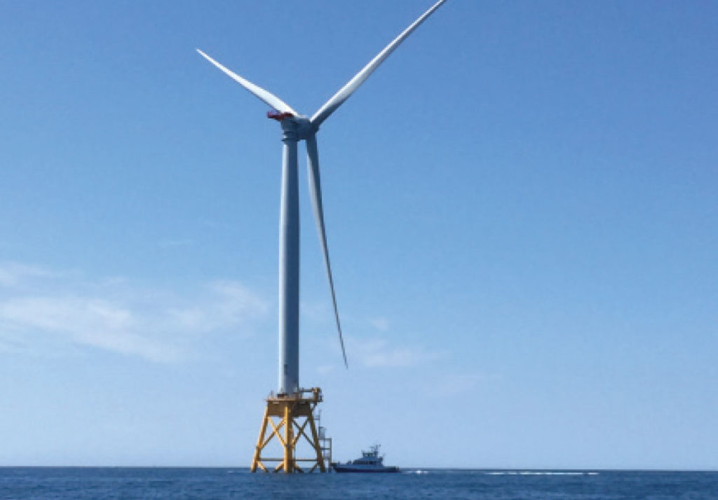 Offshore Windfarms