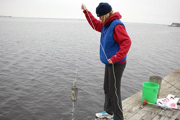 Winter Flounder Shore Thing Chum