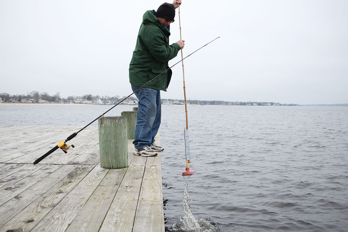 Winter Flounder Shore Thing Plunger