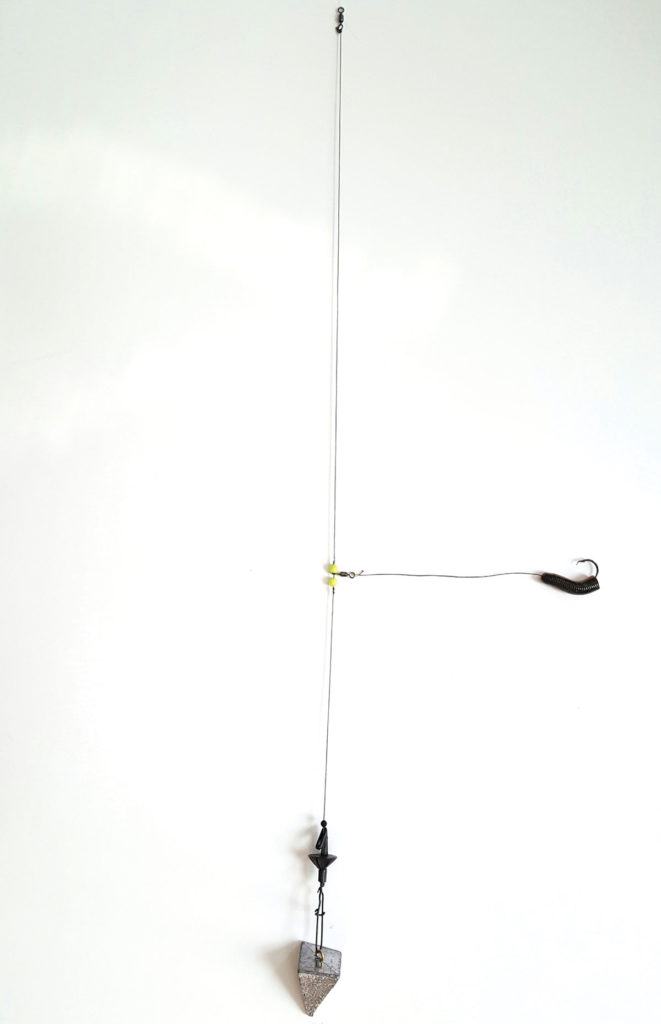Baiting Beyond Bar Pulley Rig Next The Far Out Rig