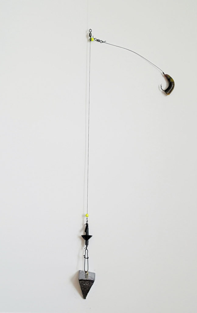 Baiting Beyond Bar Pulley Rig Pulley Rig Unclipped