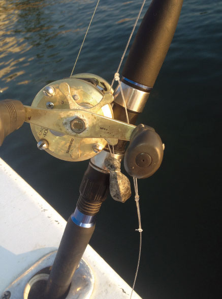 Becoming Better Boat Fisherman Rod