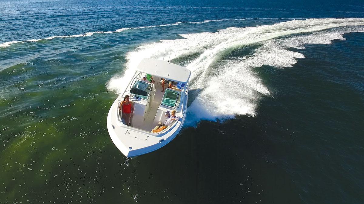 Family Fishing Boats
