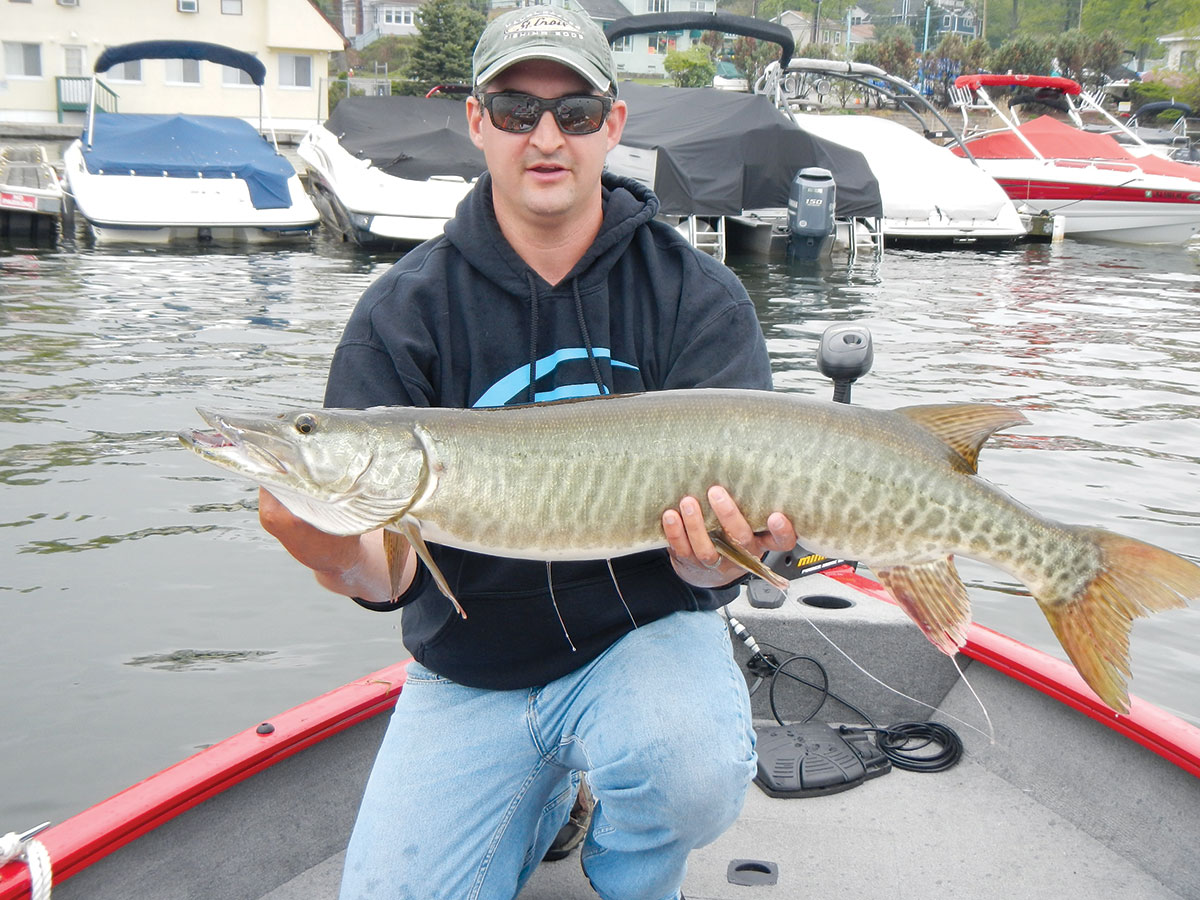 Northeast Musky Destinations Author