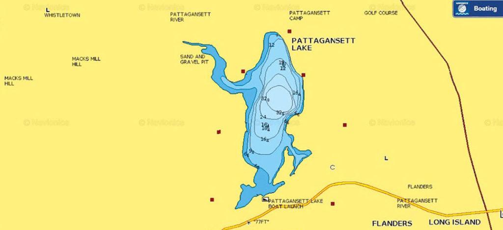 Pattagansett Lake