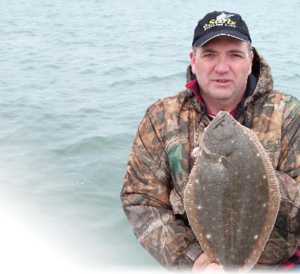 Summer Flounder Spring Overcome
