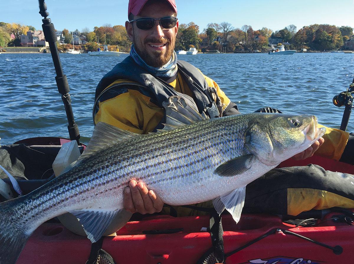 Chunking Back Bay Bass Harbors