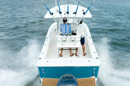 2017 5 Northeast Inshore Boats