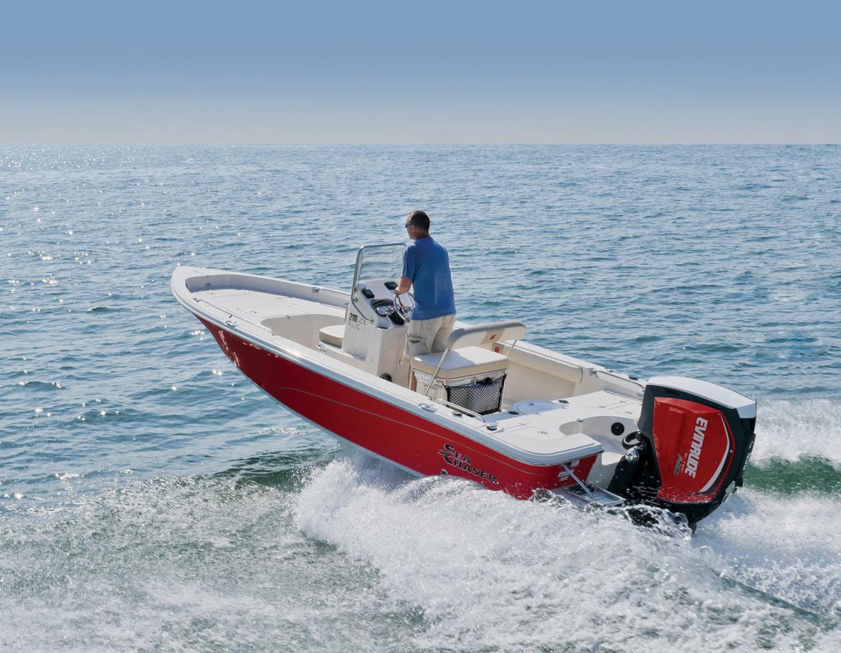 2017 5 Northeast Inshore Boats Center Console