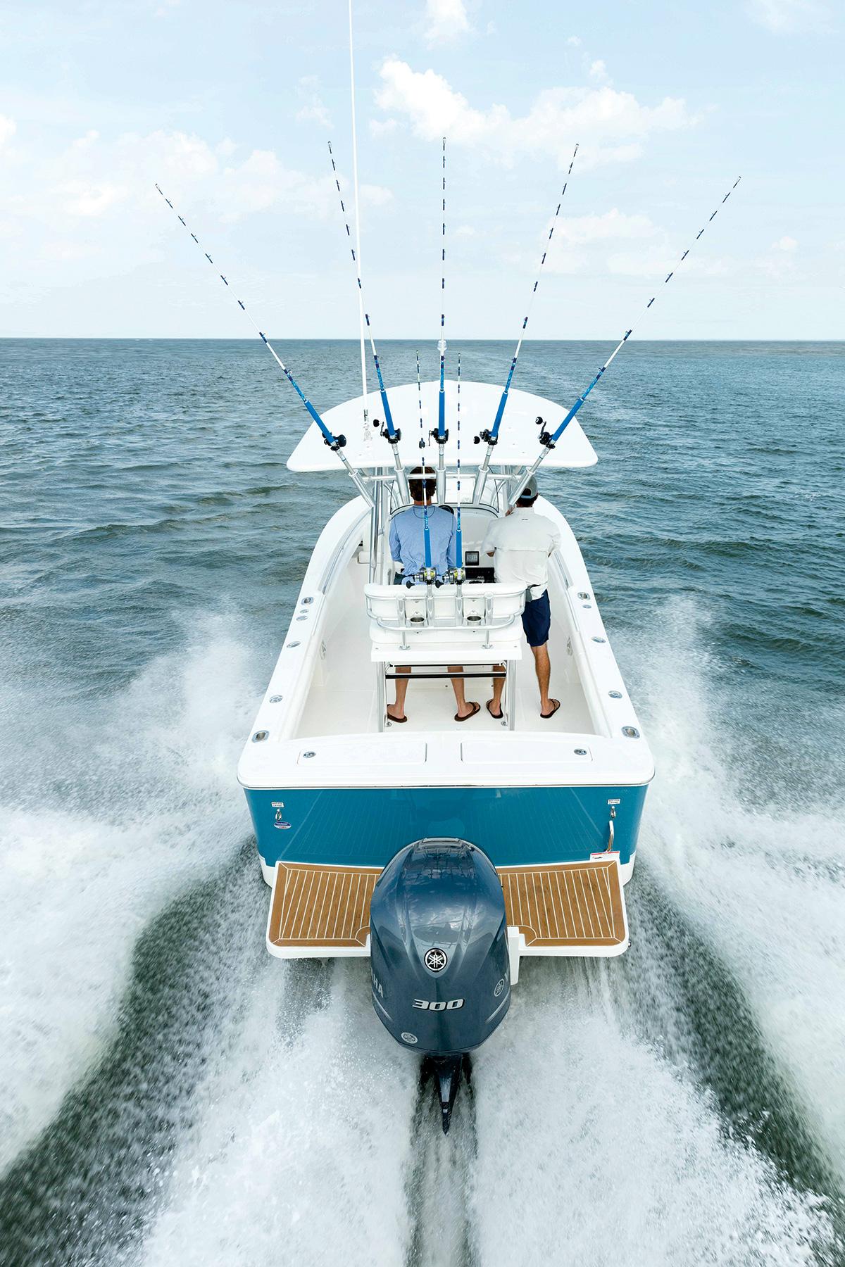 2017 5 Northeast Inshore Boats