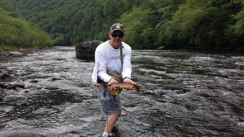 2017 6 Trout Fishing The Lehigh River Trout