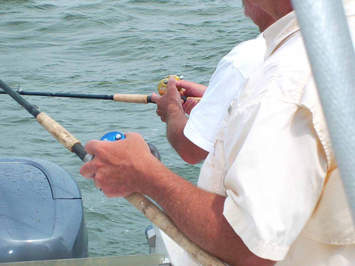 2017 7 To Hold Or To Deadstick Angler Action