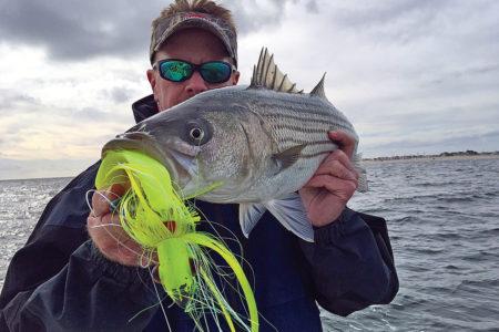 2018 1 Big Stripers Off Virginia Beach MOJO
