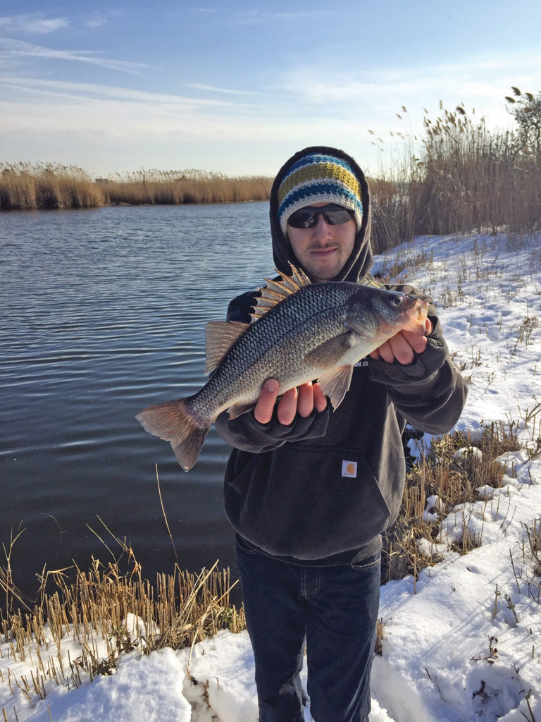 2018 2 Beating Cabin Fever Catch