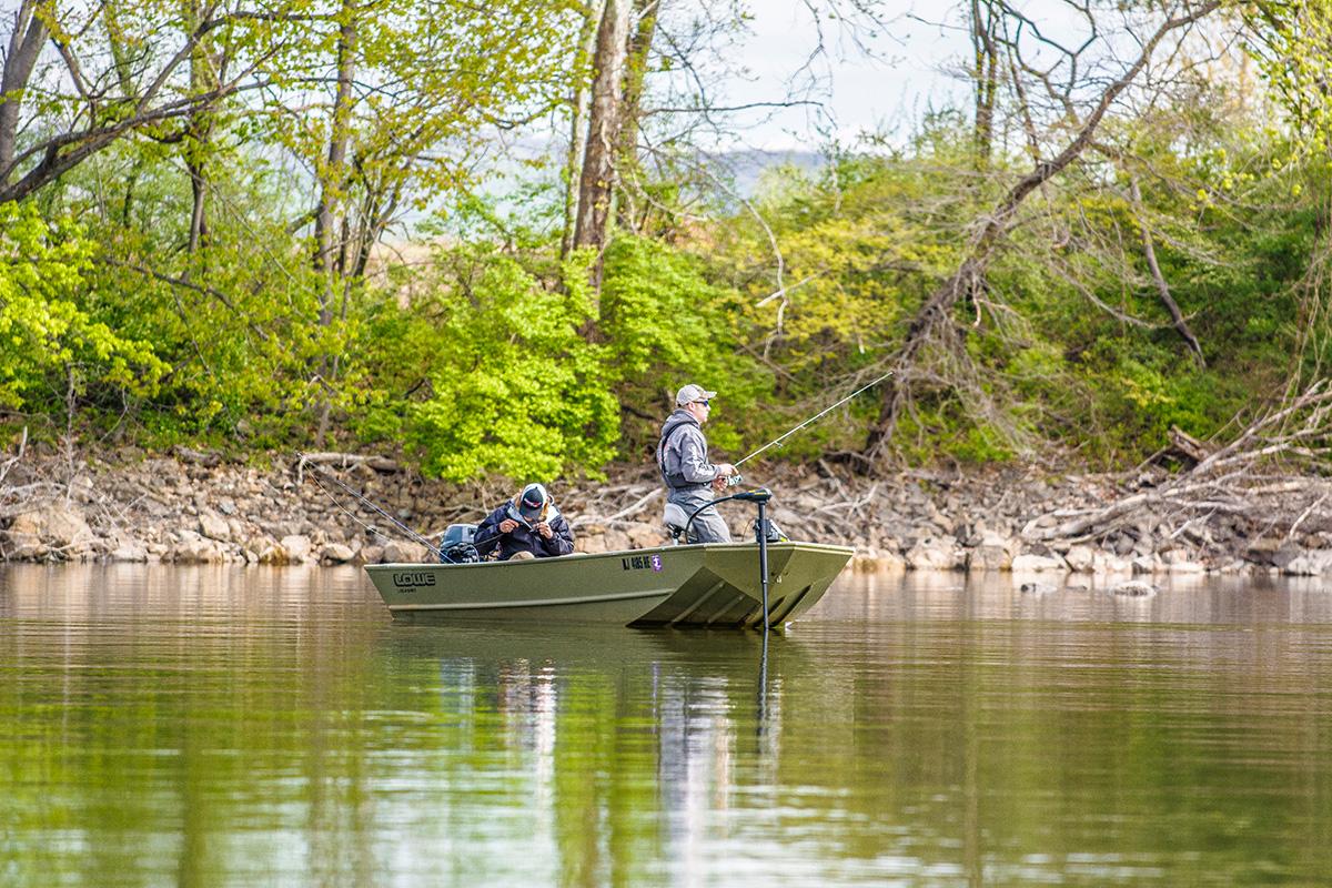 2018 3 Big Pre Spawn Largemouths Fisherman Spruce Run