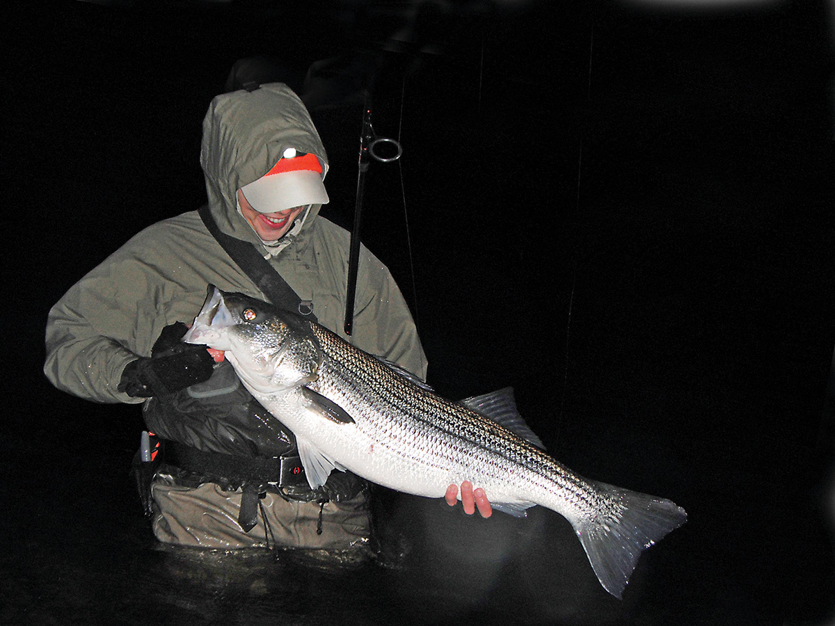 2018 3 Late Winter Holdovers Catch