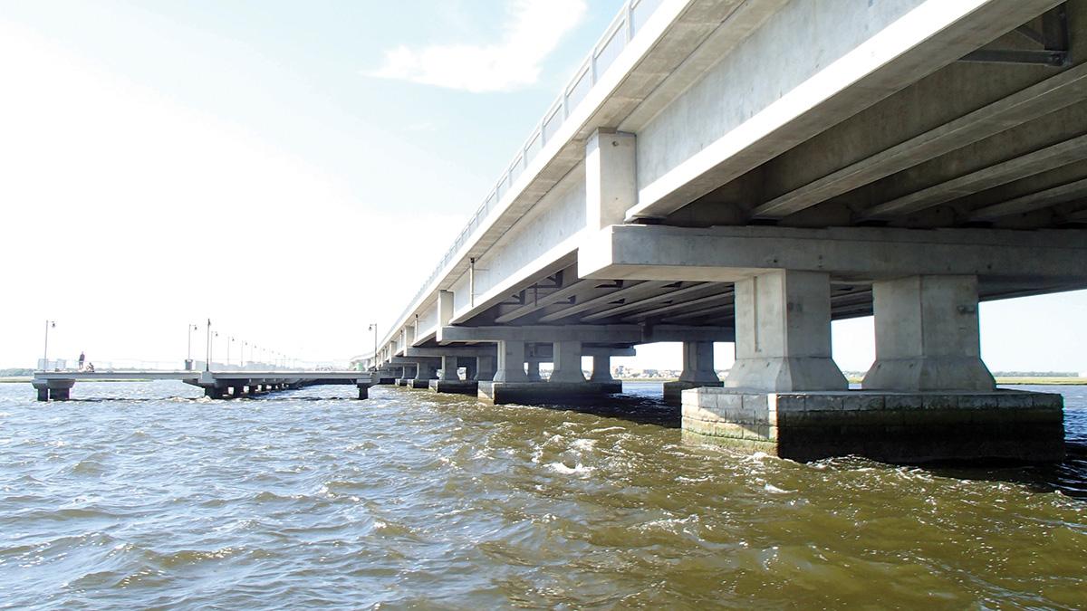 2018 4 Get Schooled Backwater Bridge Bass BRIDGE FISHING