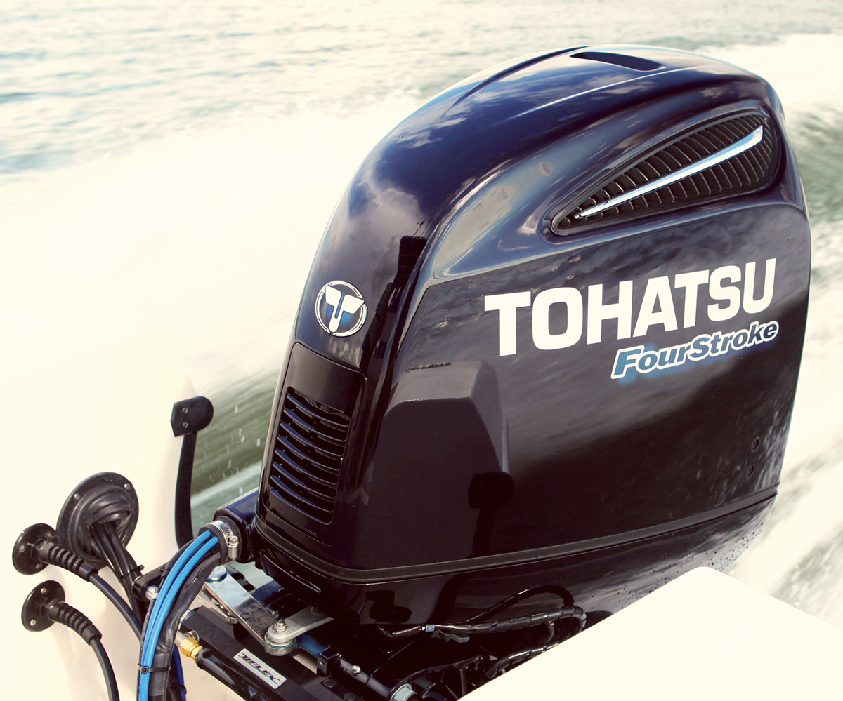2017 8 What You Should Know About Repowering Tohatsu 250 Four Stroke