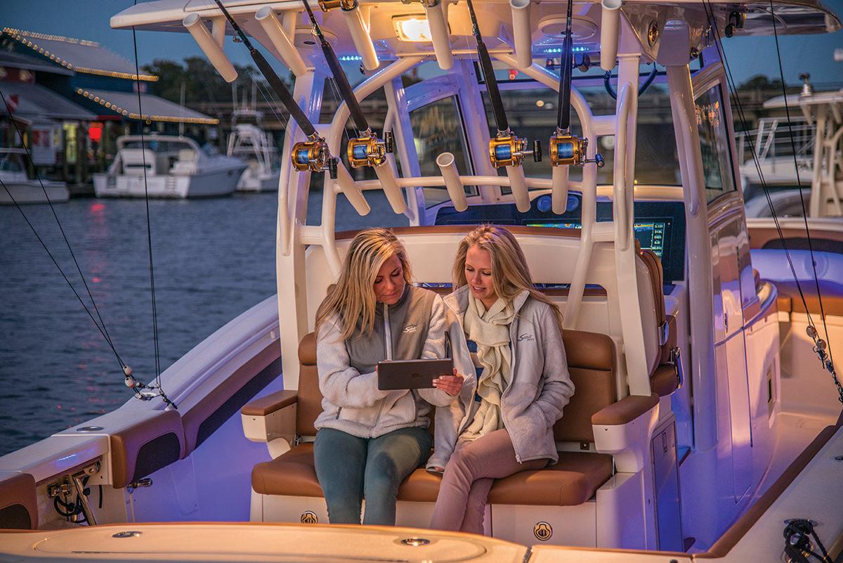 2017 9 Adding Functional Luxury To Your Boat LED Lighting