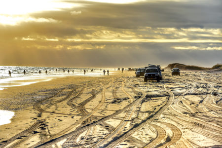 2017 9 Dunk A Chunk For Fall Trophies Fishing Trucks On Beach