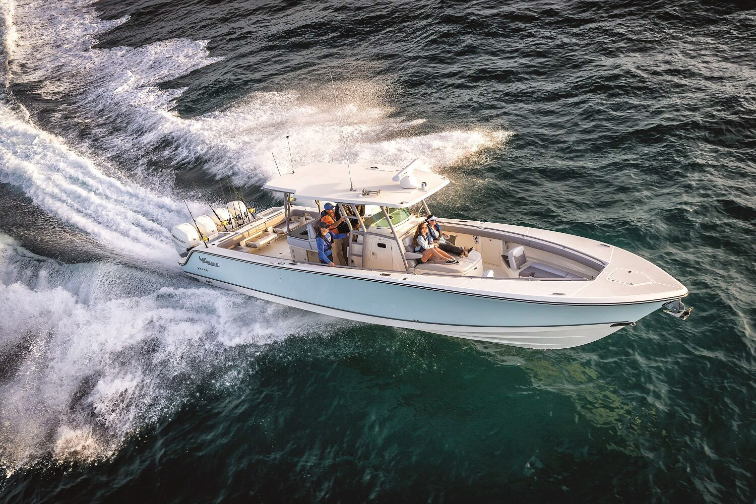 2018 1 Buyers Guide Mako 414 CC Starboard View Preview