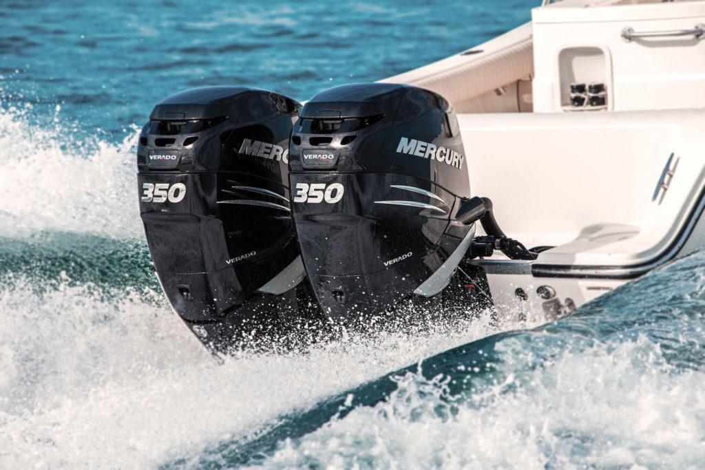 2018 1 Buyers Guide Merc Dual 350 Verados Preview