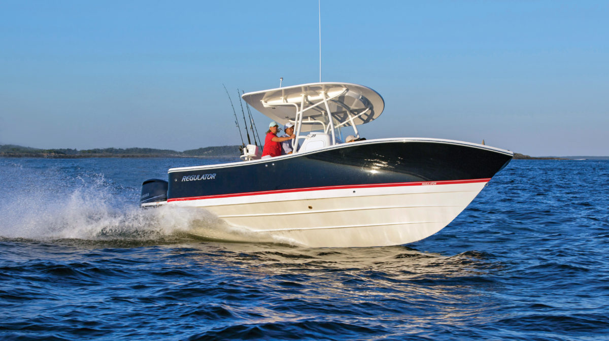 2018 1 Buyers Guide Regulator 23 Center Console Boats