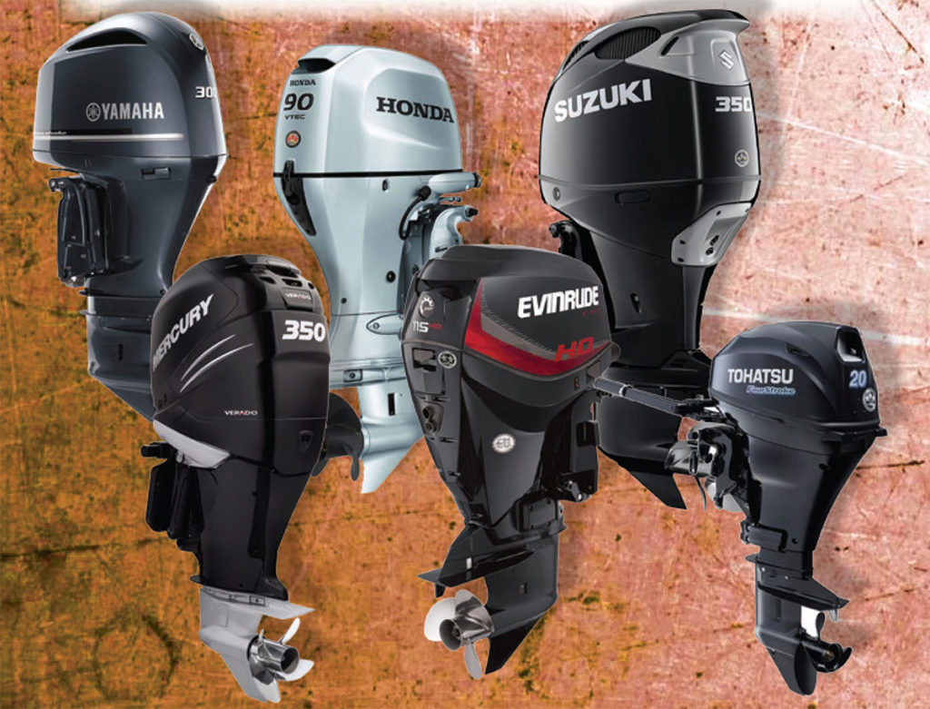 2018 1 New Outboards Motors