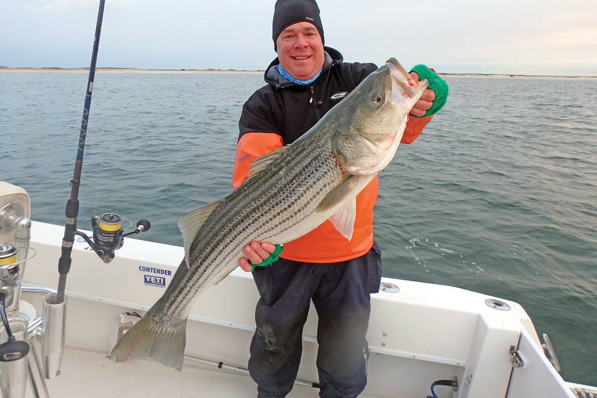 2018 10 Cashing In On Fall Stripers Catch