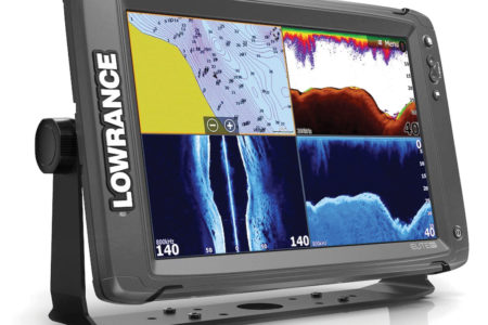 2018 10 Lowrance Elite Ti Series