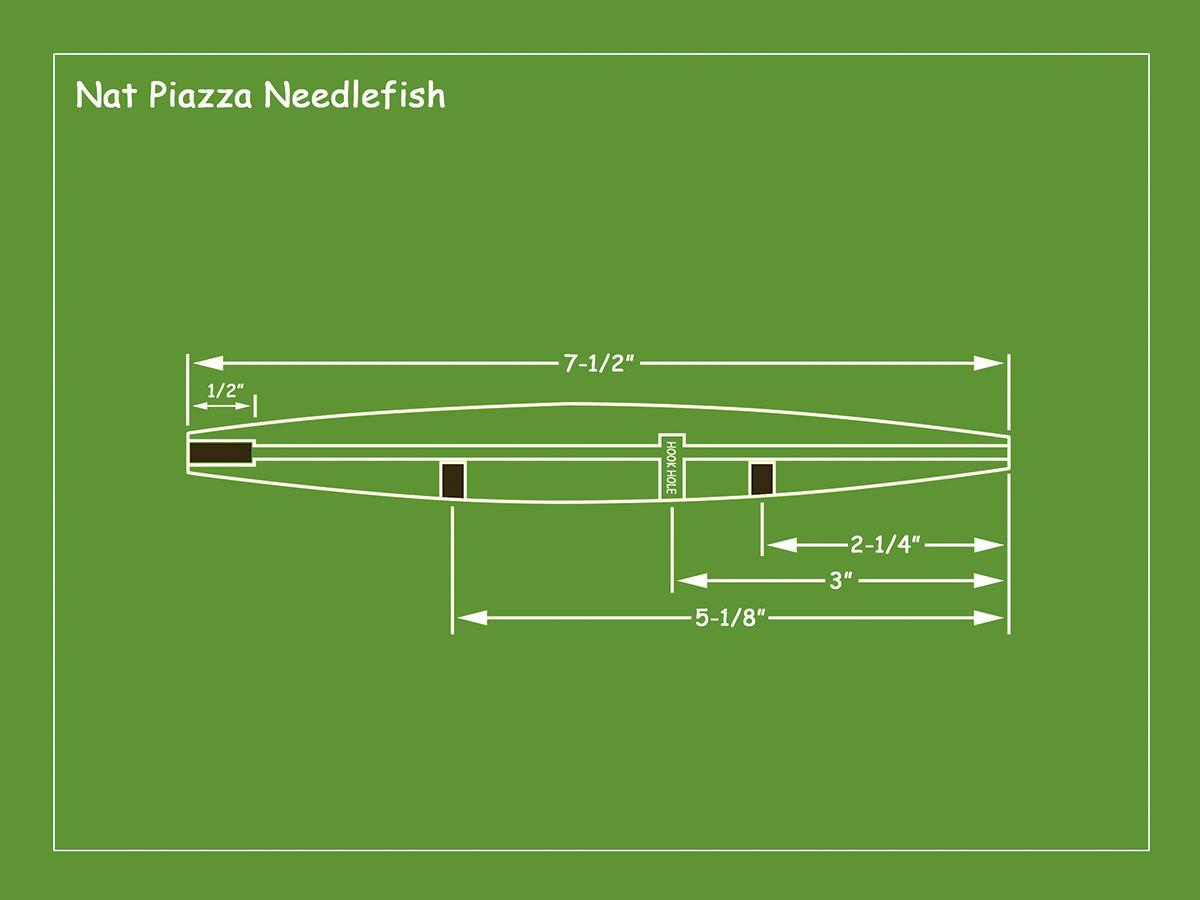 2018 2 Nats Needle Nats Needle Print