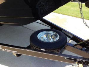 2018 4 Basic Trailer Maintenance Boat Trailer Spare Tire Carrier 1