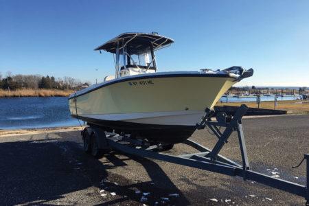 2018 4 Basic Trailer Maintenance Boat