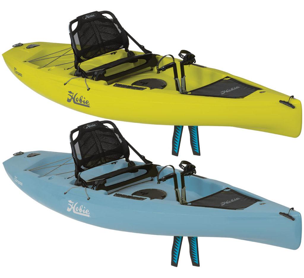 2018 5 Fishing Kayak Buyers Guide HOBIE Compass