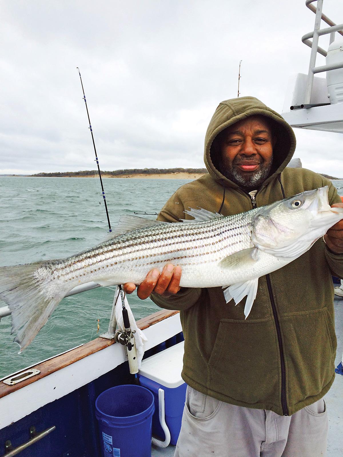 2018 5 Peconic Bays May Mixer Catch 3