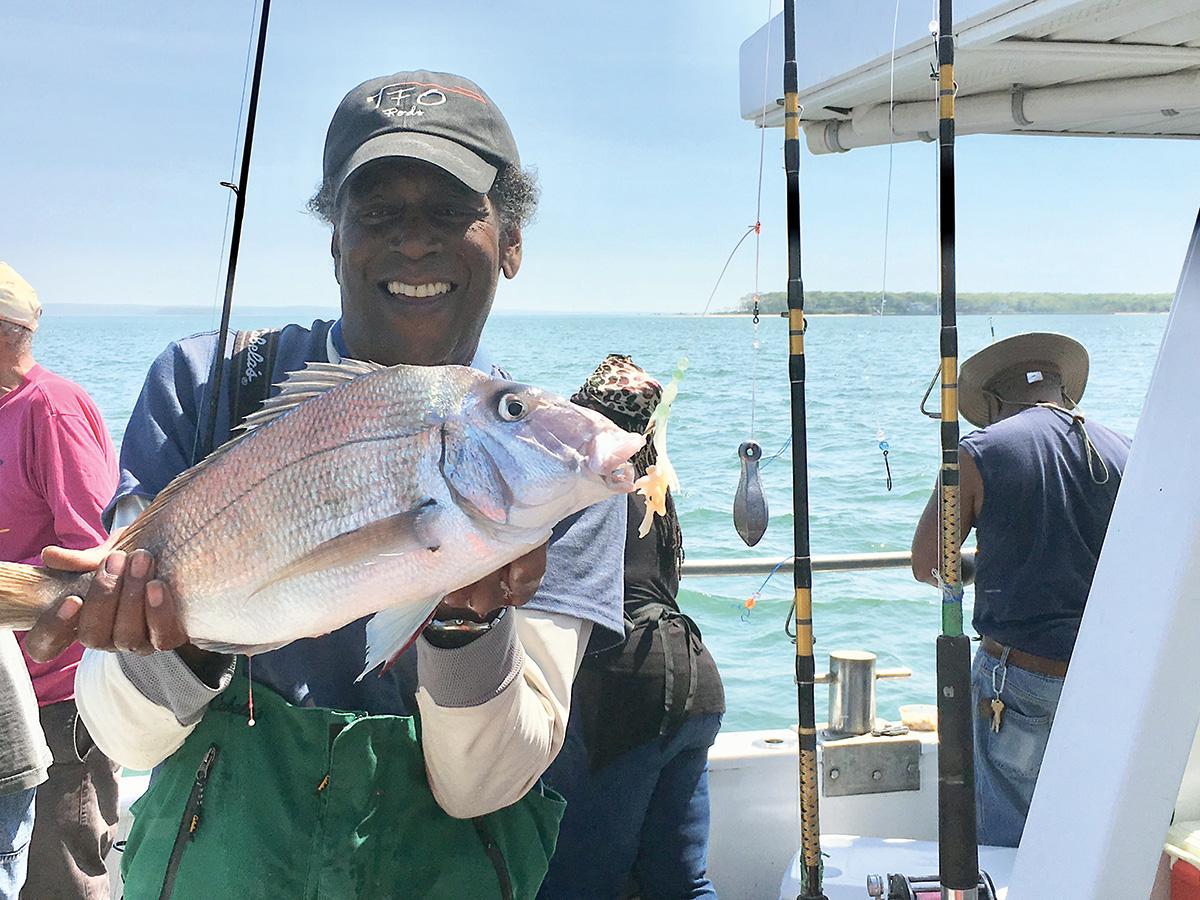2018 5 Peconic Bays May Mixer Catch 5