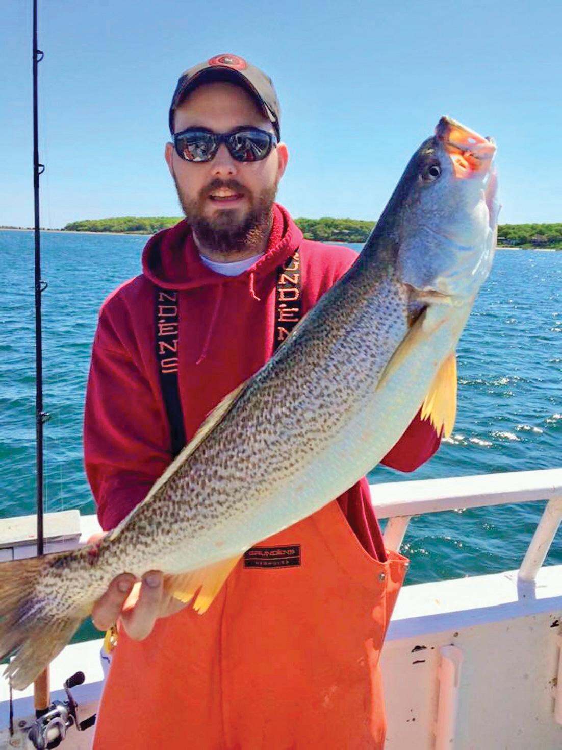 2018 5 Peconic Bays May Mixer Catch