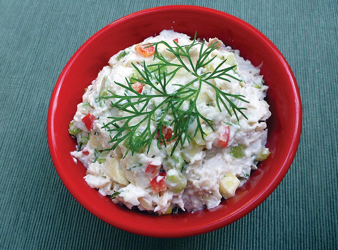 2018 6 SEA ROBIN Salad SALAD