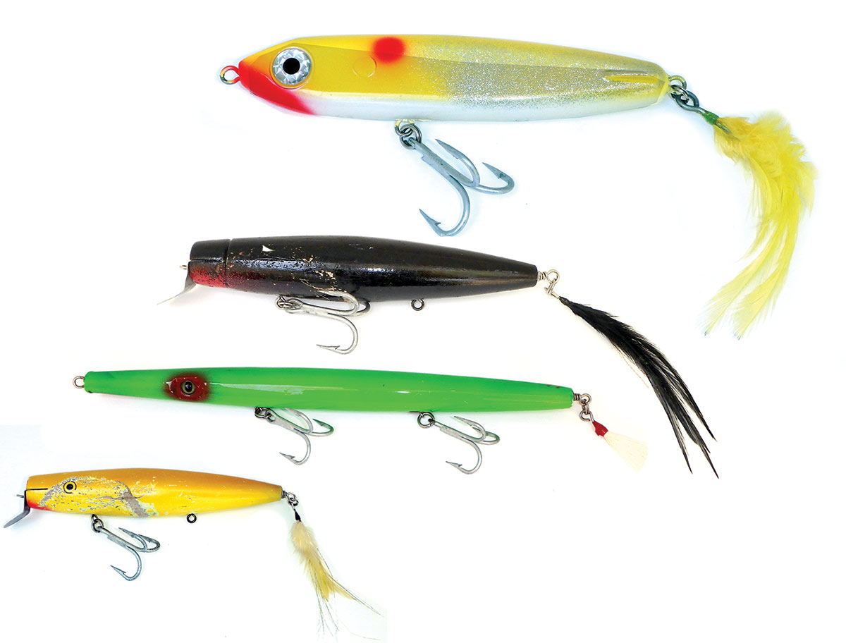 2018 6 Big Plugs For Bigger Stripers Lures