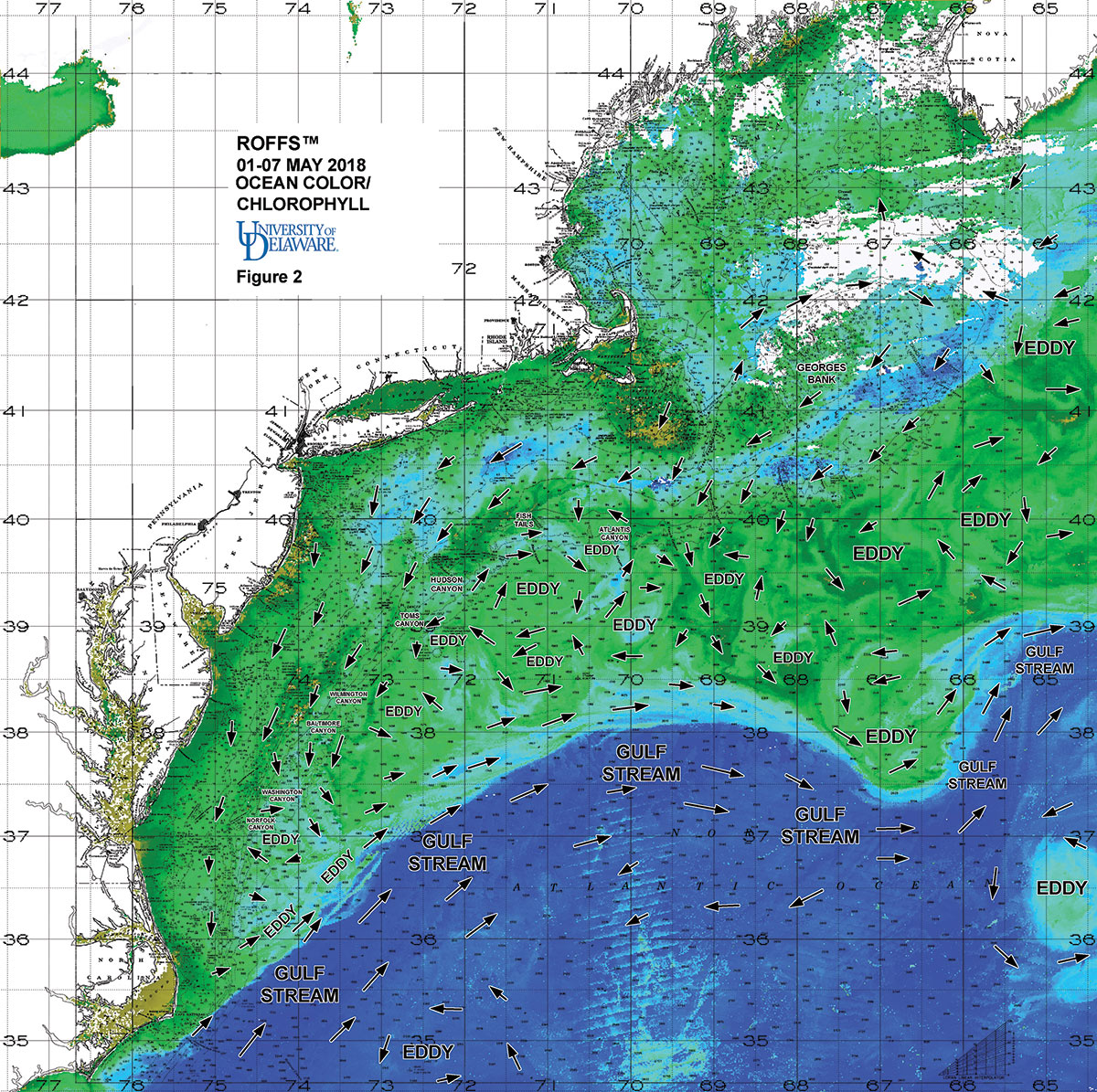 2018 6 Early Season Offshore Forecast 2 CHL