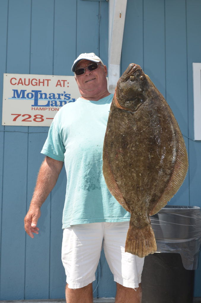 2018 6 Not Just For Stripers Catch