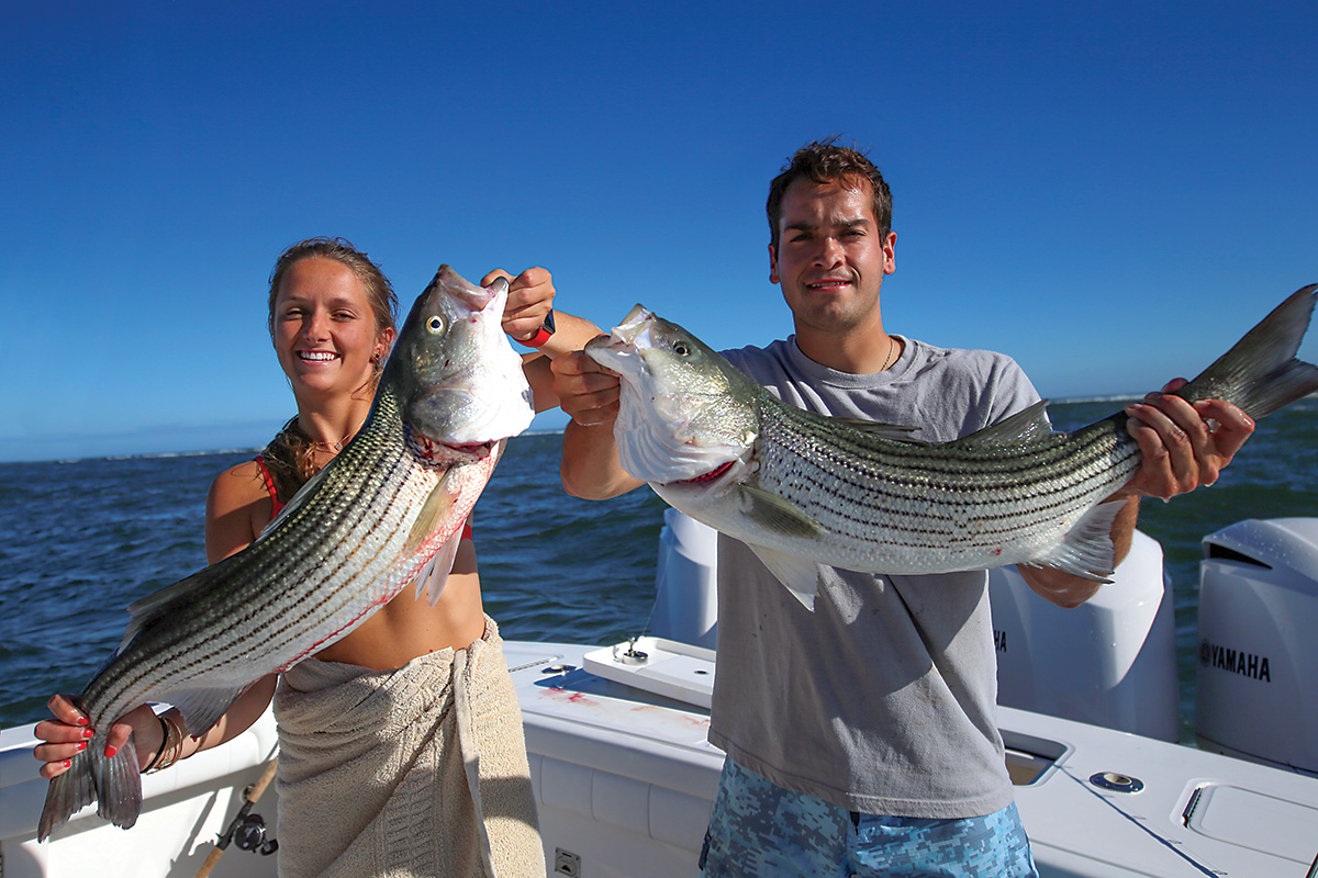 2018 6 Not Just For Stripers Couple